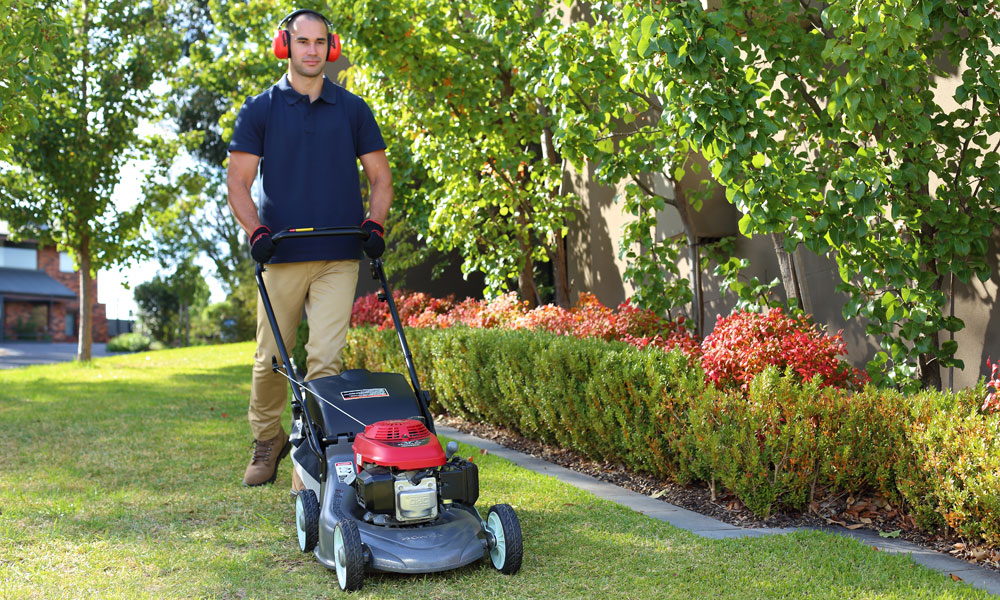 Honda Choose the perfect lawn mower