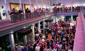 Jurassic Lounge: Halloween Australian Museum's after-hours party