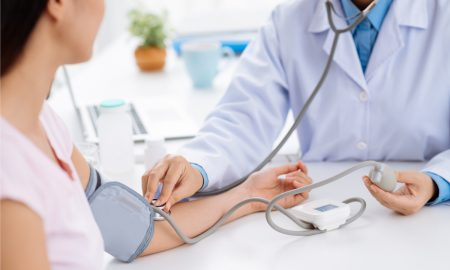 health blood pressure stock image