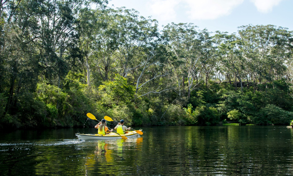 Activities at Lane Cove Holiday Park