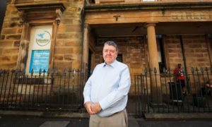 Rev Keith Garner, Welsey Edward Eager Centre. Photo credit: Katherine Griffiths, City of Sydney