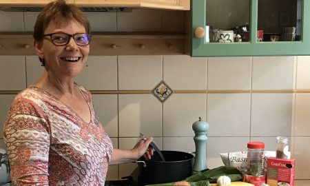 Nutrition lecturer Judith Myers said that using fresh foods is linked to improved immunity.