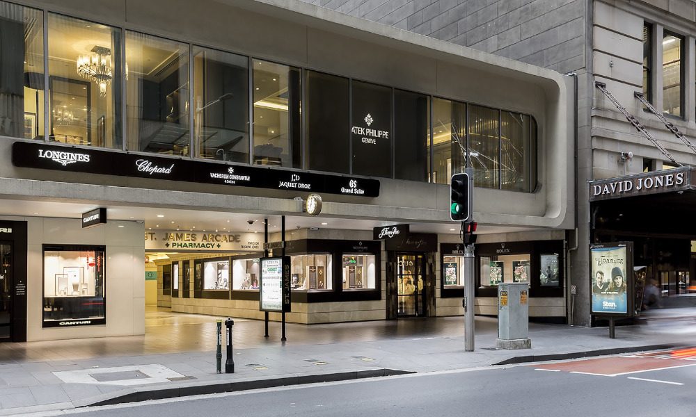 best luxury watch stores in Sydney