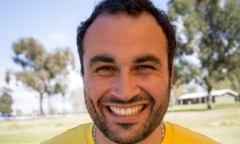 Miguel Maestre announces support for R U OK