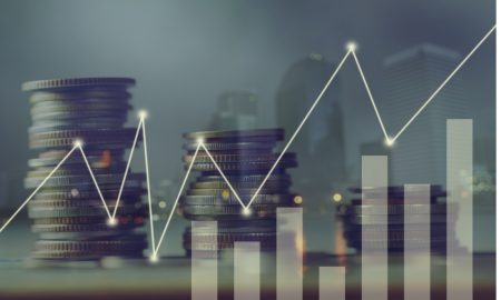 business investment stock image