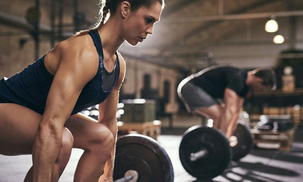 To build muscle don't chill out after training
